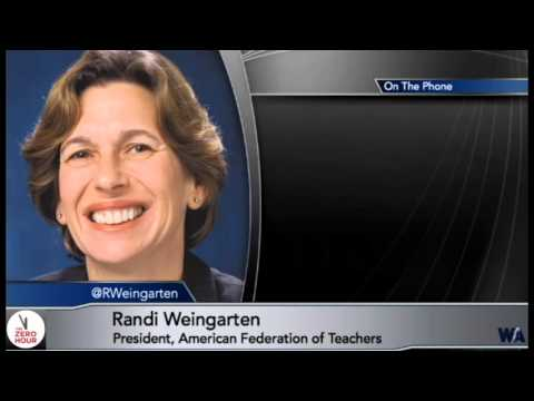 Randi Weingarten - Full Interview