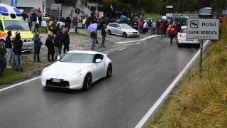 Dolomites Street IX - Supercars and over 200hp sportcars meeting - Acceleration sound - Part 3 of 4