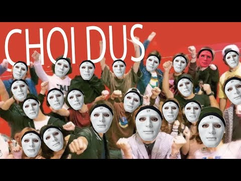 CHOI DUS (チョイダス) JOIN US(ジョイナス)替え歌
