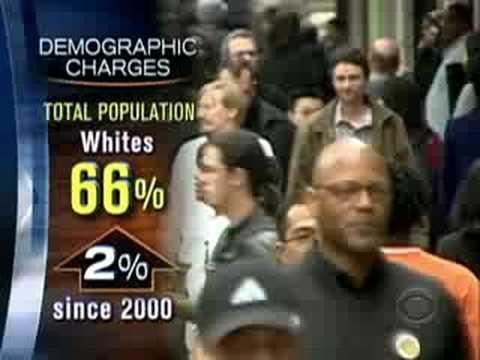 Minorities Become The Majority