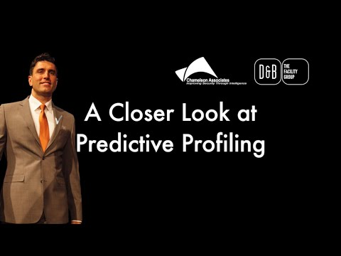 Predictive Profiling