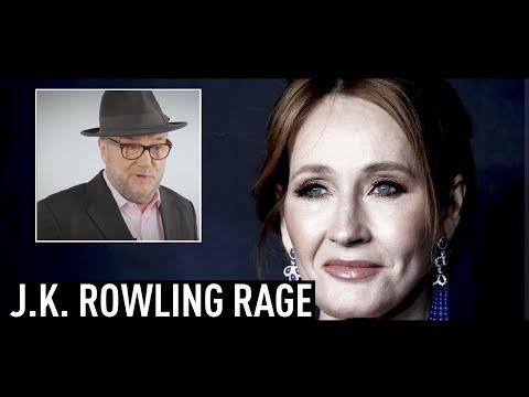 J.K. Rowling Rage   George Galloway