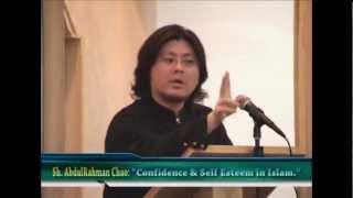 confidence & self esteem in Islam By: Abdurahman Chao