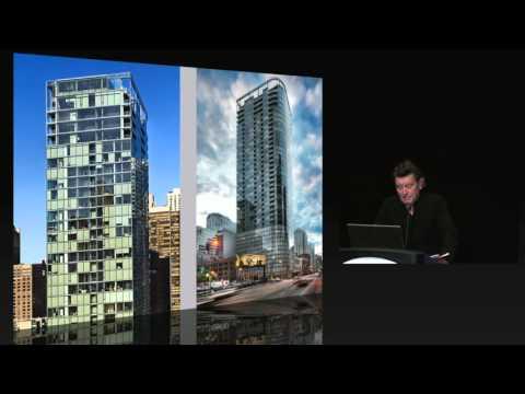 "CTBUH 11th Annual Awards - Helmut Jahn, ""Archi-neering Tall"""