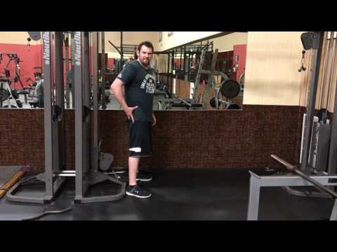Cable Hip Pull Through - Fresh Evolution Fitness