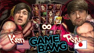 FIGHTING IN DA STREETS (Game Bang)