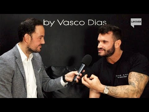 Interview – Sieben Minuten mit Vasco Dias