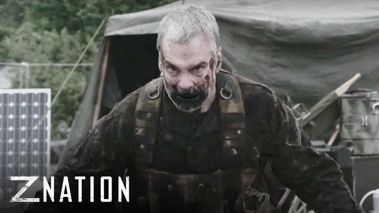 Z NATION | Season 4, Episode 3 Clip: All Zombie Kills | SYFY - YouTube