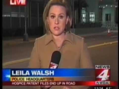 leila walsh reporter resume tape youtube