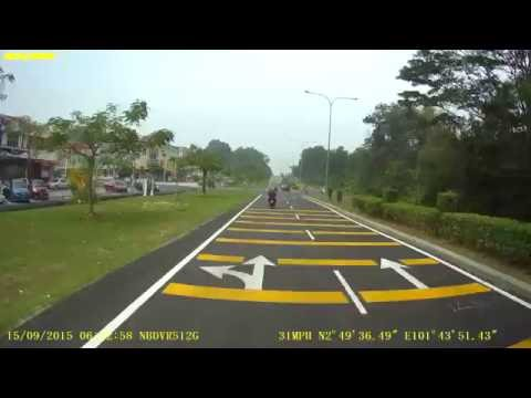 Malaysian Bomba Fire Service Advanced Driving Instructor Training
