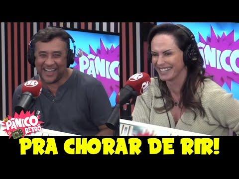 Pânico 2019 - OS MOMENTOS MAIS ENGRAÇADOS DO ANO! #4