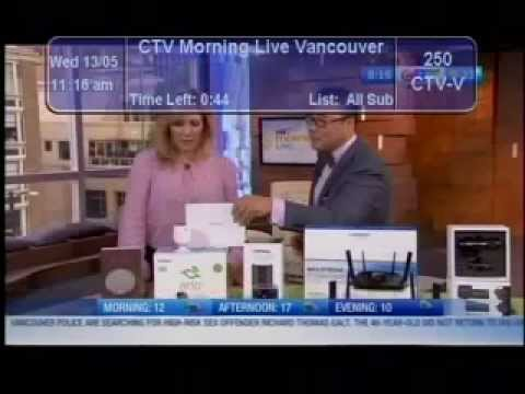 CTV Morning Live: The smart home and connected car