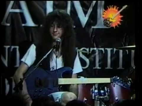 Jason Becker - Drop in the Bucket & Clean Blues in Atlanta