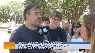 Despidos en Ecogas: la Provincia dictó la conciliación obligatoria