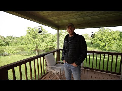Country Living And Great Hunting (Home On 60 Acres For Sale - Pike County, IL)