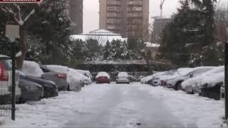 Kar yağışı geliyor (hava durumu)
