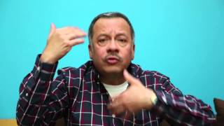 Un gallo con muchos huevos - Entrevista Humberto Velez