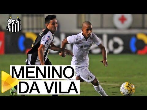 Igor faz sua estreia como titular do Santos FC