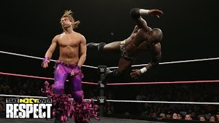 WWE Network: Apollo Crews vs. Tyler Breeze: WWE NXT TakeOver: Respect