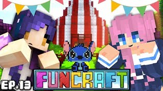 Visiting Lizzie's Weird Circus?! | FunCraft Ep. 13...