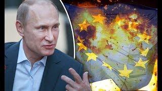 Vladimir Putin en PELIGRO por el Artículo 155 en Catalonia. Agentes del KGB MUY ASUSTADOS.