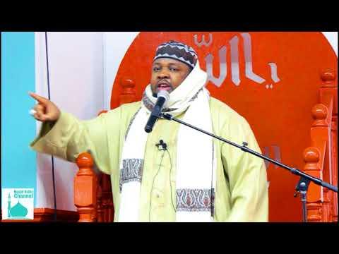 GOOD BEHAVIOR TO ALLAH & TO PEOPLE || USTADH ABDUL RASHID