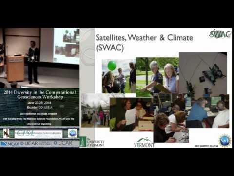 Climate & Geospatial Understanding in K-16