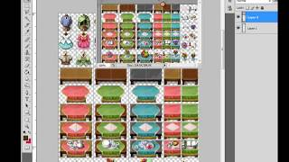 How to combine tilesets in resource manager RPG Maker VX Ace