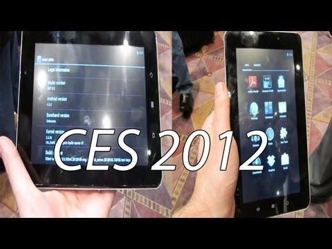 ViewSonic ViewPad e70 CHEAP Android 4.0 ICS Tablet $169!