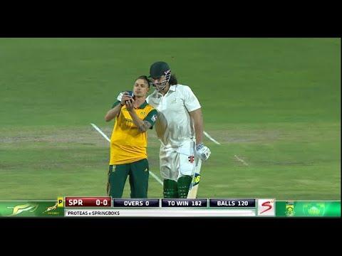 Download Nelson Mandela Legacy Cup 2014 | Springboks Innings vs Proteas | Highlights | SuperSport