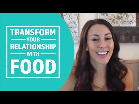 TRANSFORM YOUR RELATIONSHIP WITH FOOD-Epi.#9