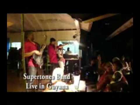 The Supertones Band at Aracari Resort, Guyana