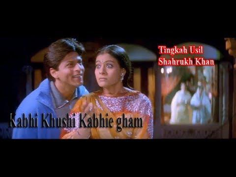 Kabhi Khushi Kabhie Gham-Momen Rahul Mencium Anjali