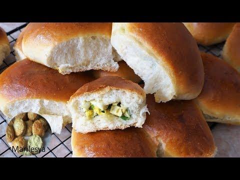 Пирожки как пух на кефире нежные,с зелёным луком и яйцом