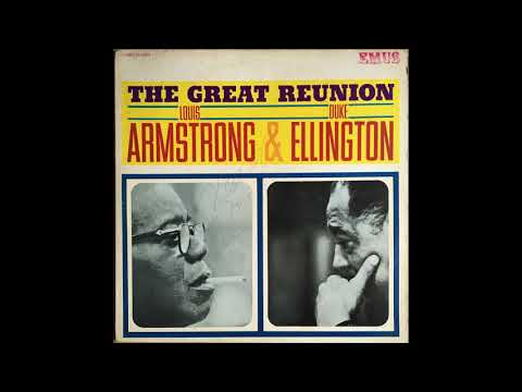 LOUIS ARMSTRONG & DUKE ELLINGTON - The Great Reunion LP 1963 Full Album