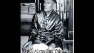 Ustad Ahmedjan Thirakwa - Tabla Solo - Teentaal