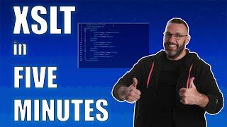 Simple XSLT Tutorial - XSLT in 5 minutes