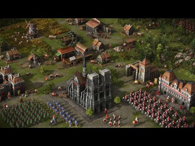 Playing Cossacks III