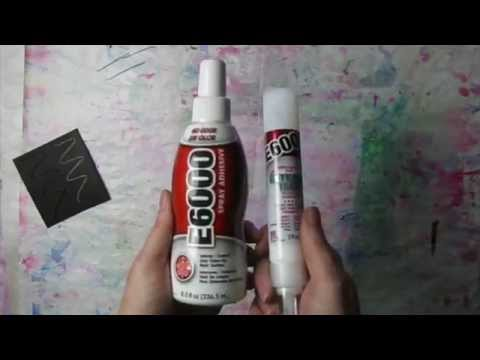 E6000 Glue Review
