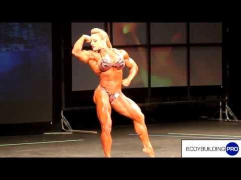 Female Bodybuilder - 2014 Toronto Pro | Doovi