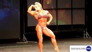 Female Bodybuilder - 2014 Toronto Pro