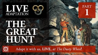 Live Adaptation of The Great Hunt | Amazon Prime WoT TV Series