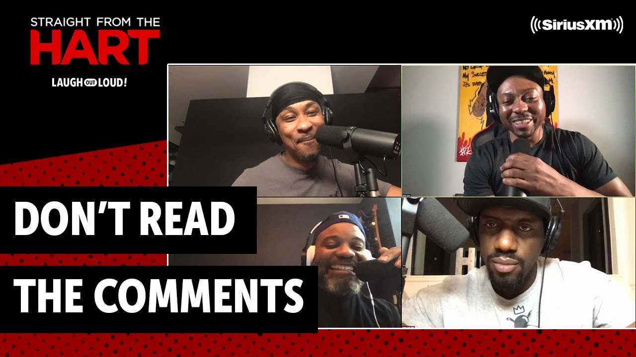 Don't Read the Comments | Straight from the Hart | Laugh Out Loud Network