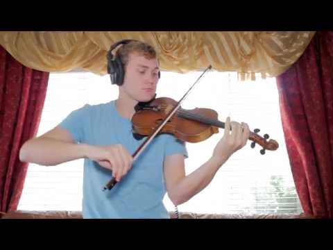 Blank Space - Taylor Swift - Violin Cover - Brent Hales