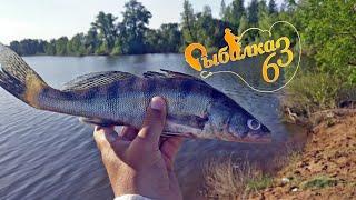 Рыбалка на спиннинг в мае с берега ультралайт весной