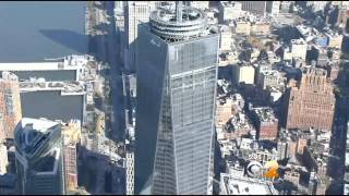 One World Trade Center Opens For Business