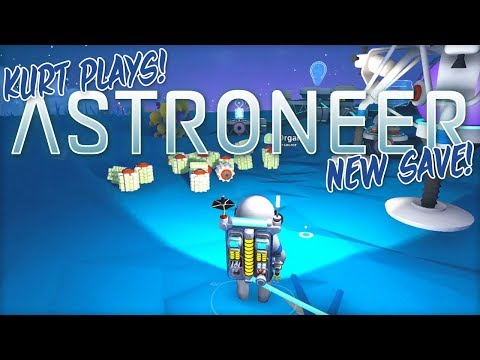 ASTRONEER: The Return - 8 - Organics for Days!