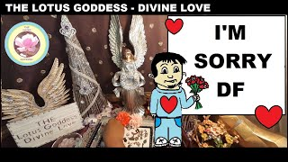 SORRY DIVINE FEMININE FOR MAKING YOU FEEL THIS WAY - DIVINE MASCULINE *CHARM READING* TWINFLAMES