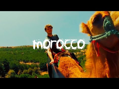 a short travel video - morocco in 169,920 seconds