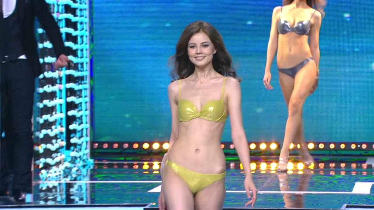 фото мис россии показ бикини частное фото